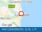Traffic Location - 52.49,1.74