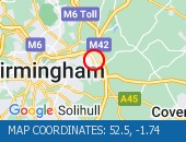Traffic M6 - 52.5,-1.74