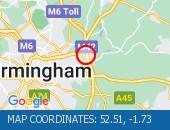 Traffic Location - 52.51,-1.73