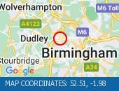 Traffic Location - 52.51,-1.98