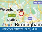 Traffic Location - 52.56,-1.99