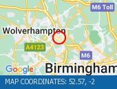 Traffic Location - 52.57,-2