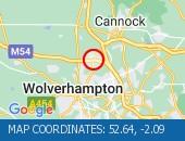 Traffic Location - 52.64,-2.09