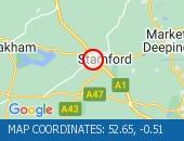 Traffic Location - 52.65,-0.51