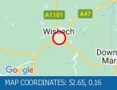 Traffic Location - 52.65,0.16