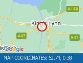 Map location: 52.74,0.38