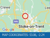 Traffic Location - 53.06,-2.24