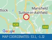 Traffic Location - 53.1,-1.32