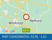 Traffic Location - 53.34,-1.03