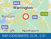 Traffic Location - 53.34,-2.57