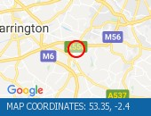 Traffic Location - 53.35,-2.4