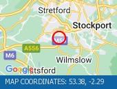 Traffic Location - 53.38,-2.29