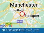 Traffic Location - 53.42,-2.26
