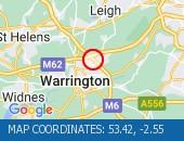 Traffic Location - 53.42,-2.55