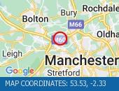 Traffic Location - 53.53,-2.33