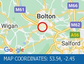 Traffic Location - 53.54,-2.45