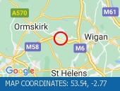 Traffic Location - 53.54,-2.77