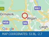 Traffic Location - 53.56,-2.7