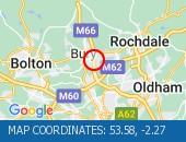 Traffic Location - 53.58,-2.27