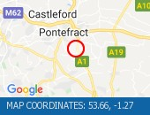 Traffic Location - 53.66,-1.27