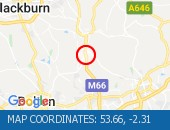 Traffic Location - 53.66,-2.31