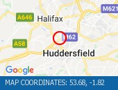 Traffic Location - 53.68,-1.82