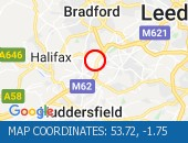 Traffic Location - 53.72,-1.75