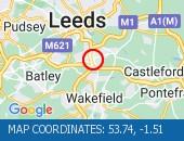 Traffic Location - 53.74,-1.51
