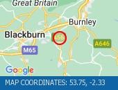 Traffic Location - 53.75,-2.33