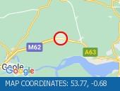 Traffic Location - 53.77,-0.68