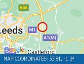 Traffic Location - 53.81,-1.34