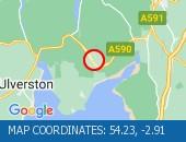 Traffic Location - 54.23,-2.91