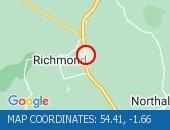 Traffic Location - 54.41,-1.66