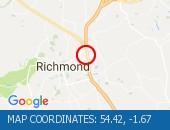 Traffic Location - 54.42,-1.67