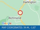 Traffic Location - 54.44,-1.67