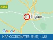 Traffic Location - 54.52,-1.62