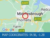 Traffic A66 - 54.56,-1.28