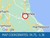 Traffic Location - 54.75,-1.36