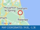 Traffic Location - 54.81,-1.36