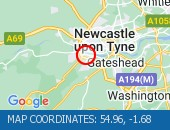 Traffic Location - 54.96,-1.68