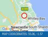 Traffic Location - 55.06,-1.57