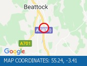 Traffic Location - 55.24,-3.41