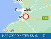 Traffic Location - 55.46,-4.59