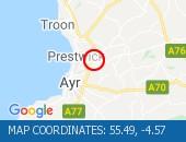 Traffic Location - 55.49,-4.57