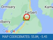 Traffic Location - 55.84,-5.45