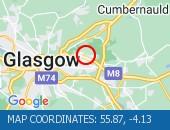 Traffic Location - 55.87,-4.13