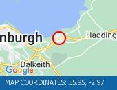 Traffic Location - 55.95,-2.97