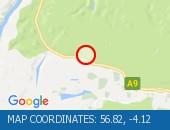 Traffic Location - 56.82,-4.12