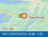 Traffic Location - 56.88,-5.56