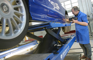 MOT fails could be avoided by basic car maintenance
